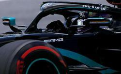 Hamilton completes Austrian practice sweep, Latifi crashes
