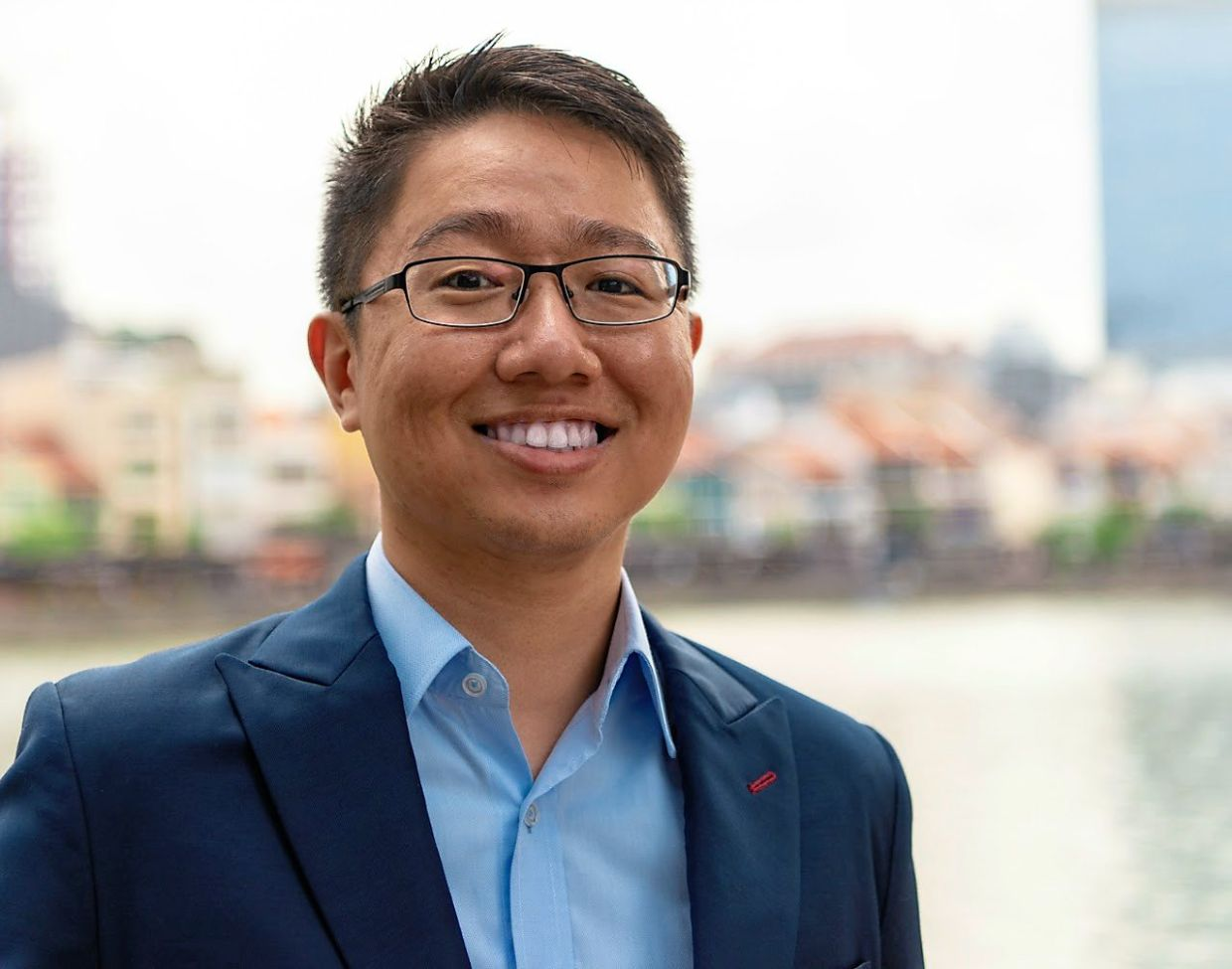 This will be Singapore's first truly 'online' election as physical rallies are not permitted, so campaigning will have to take place over social media, points out Ong. — Handout
