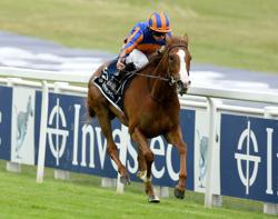 Horse racing: Love wins Oaks in build-up to Derby
