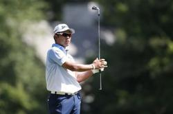Matsuyama goes bogey-free to grab clubhouse lead in Detroit