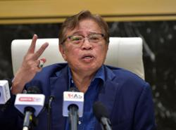 PBB meets amid speculation over Sarawak state polls