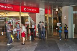 Malaysia's CIMB alleges