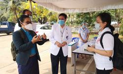 Laos' PMO warns people not to neglect Covid-19 preventive measures