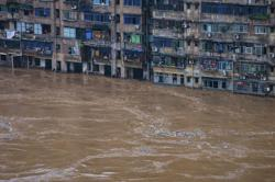 China braces for more storms; 121 dead or missing this year