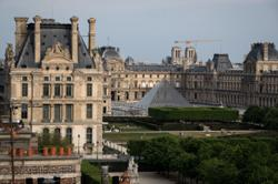 Paris Louvre museum reopens on Monday after crippling losses