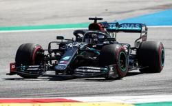 Hamilton demoted to fifth on Austrian GP starting grid