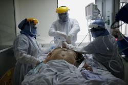Coronavirus surges on Colombia's Caribbean coast, doctors warn deaths underreported