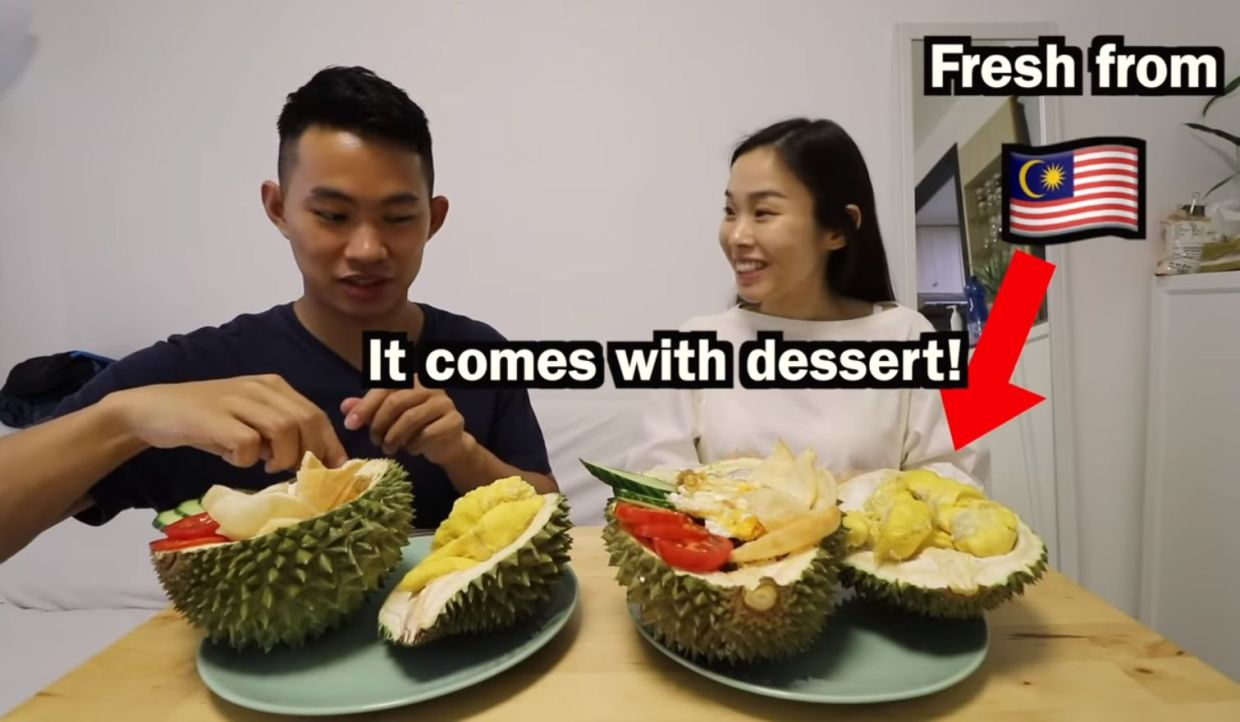 They have visited Malaysia 10 times: they fell in love with Malaysian food on their first visit.