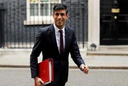 Britain's finance ministry pledges funding to triple number of UK traineeships