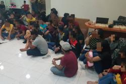 Wild homestay party: 76 arrested in Kluang, drugs seized