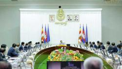 Cambodia Cabinet agrees to new draft laws