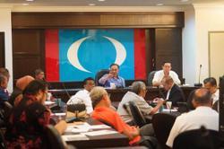 Pakatan presidential council sticks to Anwar as PM candidate