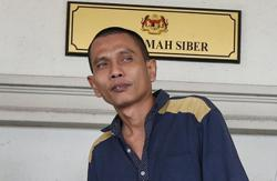 Factory worker jailed again for insulting Agong