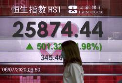 Asian markets rally on recovery hopes, despite virus surge