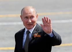 Putin's relative elected leader of Russian political party