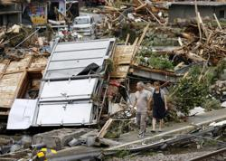 1.1 million told to evacuate in Japan after heavy rain kills 44