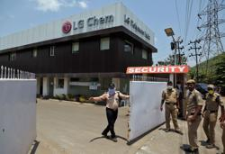 Indian committee probing deadly south Indian gas leak finds LG Polymers negligent