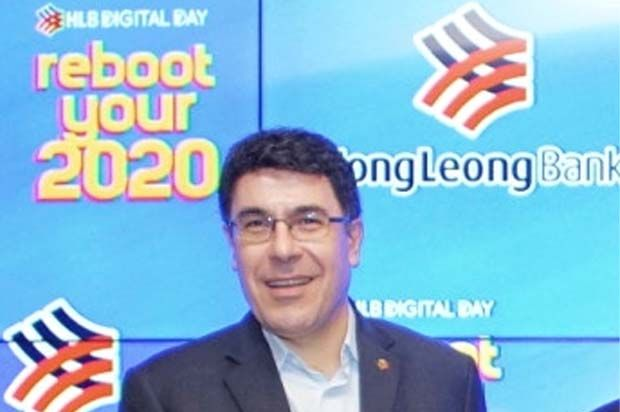"""""""The capex this year will be about the same as the previous year, """" group managing director and chief executive officer Domenic Fuda (pic) said after the launch of HLB Digital Day."""