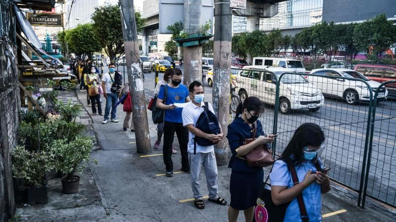 Covid-19: Philippines closes down railway station; S. Korea face rising cases | The Star