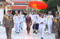 Thai princess graciously marks Asalha Bucha Day