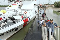 MMEA gets two high-tech patrol boats