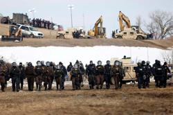 Court orders Dakota pipeline shut in latest blow to US fossil fuel projects