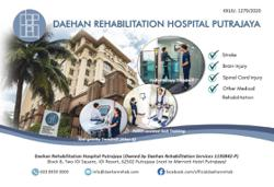 Rehabilitation crucial for patients with neurological/orthopaedic disabilities