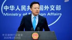 China warns Canada against interfering in Hong Kong affairs