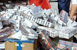 Contraband ciggies worth over RM3.3mil seized