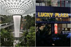 Infectious Covid-19 patients in Singapore visited Orchard Road malls and Jewel