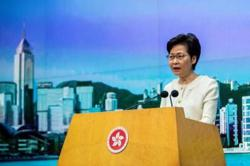 Hong Kong security law is not 'doom and gloom', says city leader