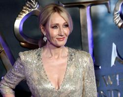 J.K. Rowling compares hormone treatment to gay conversion therapy