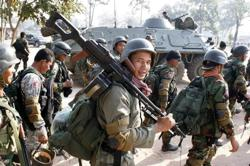 Cambodia soldiers rescue kidnapped Chinese national from gang