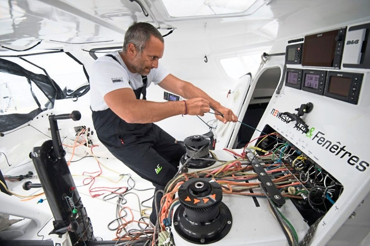 The Intergovernmental Oceanic Commission of Unesco and the association Imoca – which manages races of monohulls of the same name – signed a partnership to promote ocean sciences in January.