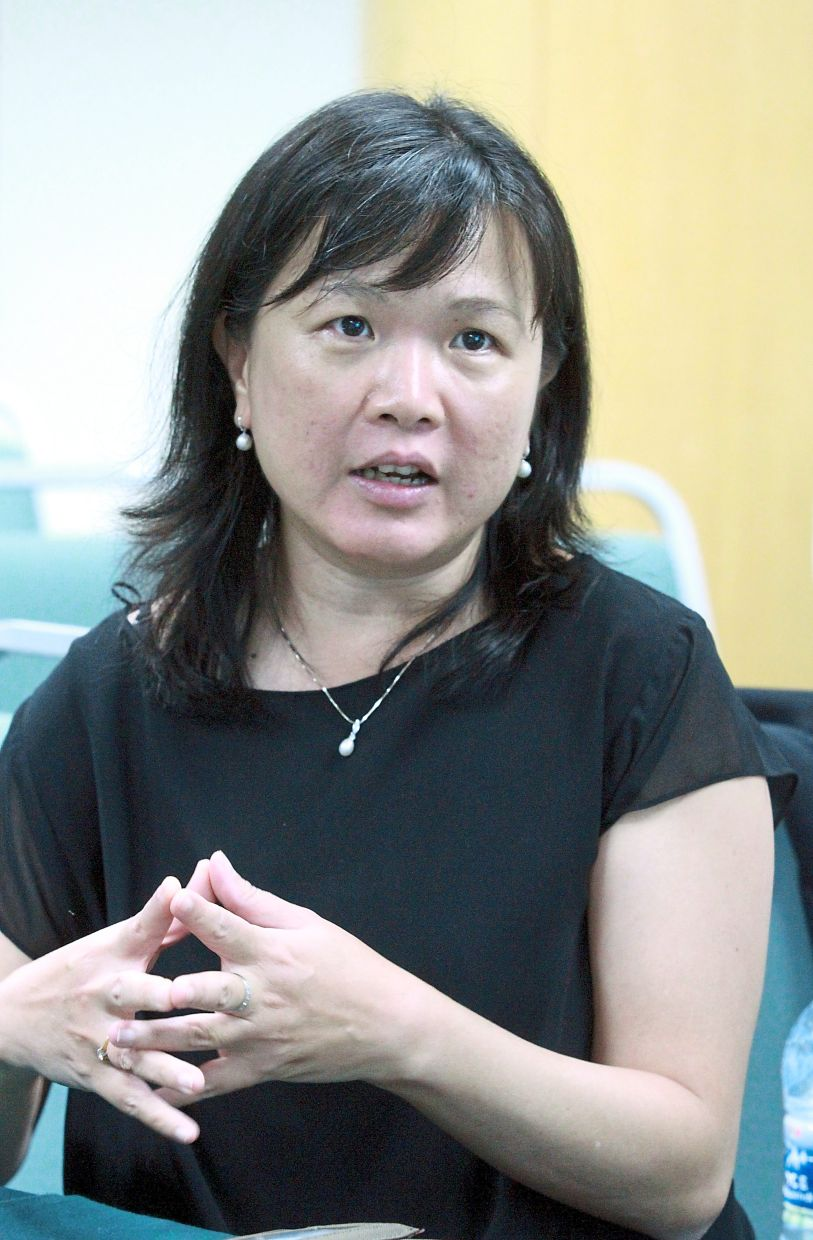One in four women from lower income households were in crisis during the MCO, says Dr Teo. Photo: Cancer Research Malaysia