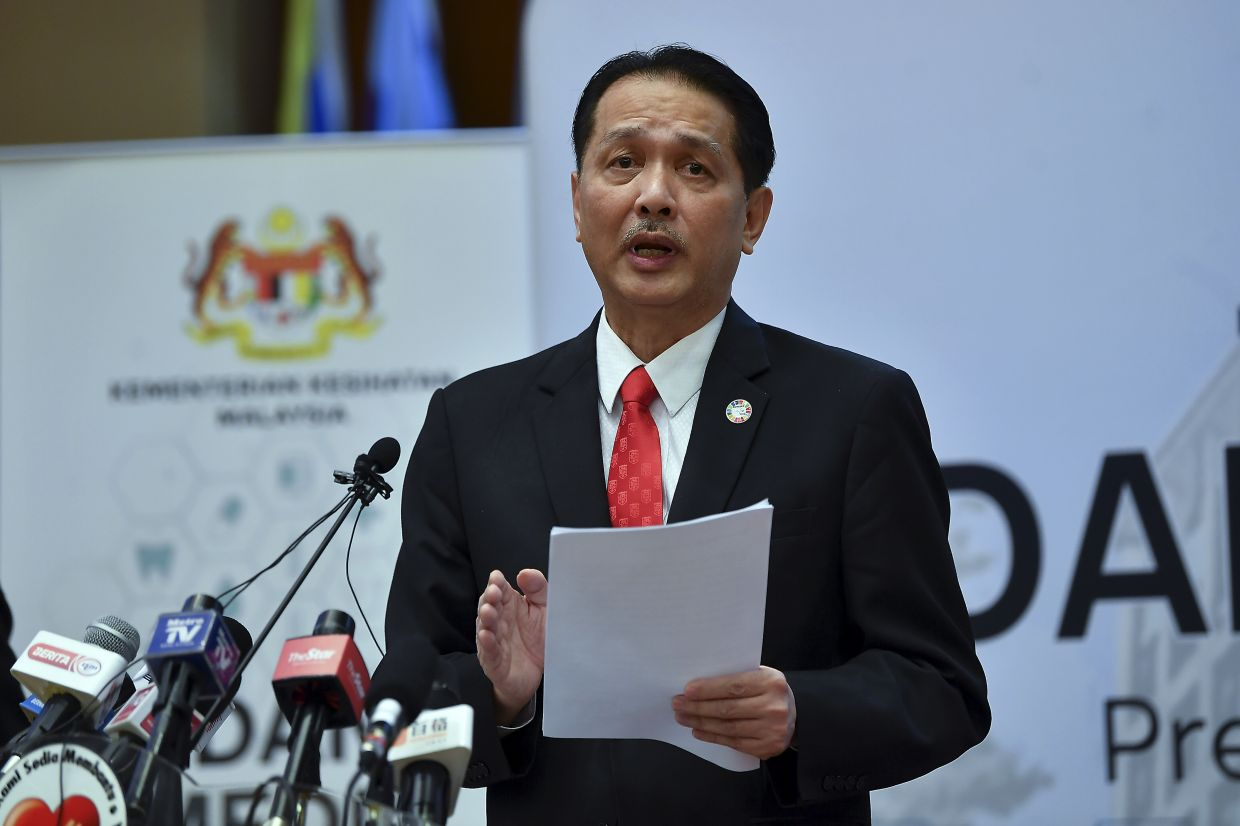 Photo of Covid-19: 70% of cases in Malaysia were asymptomatic, says Health DG | The Star Online