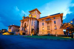 This historical landmark in Johor Baru appeals to fans of colonial architecture