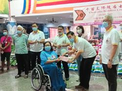 Devotees do their bit for charity