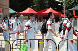 Gaokao students face testing time