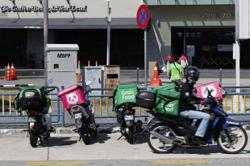 Form a co-op to ensure job security, delivery riders urged