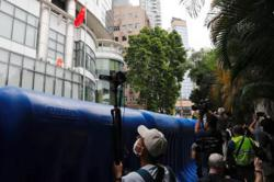 China converts Hong Kong hotel into new national security office