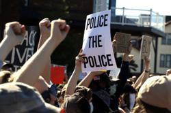 Women groped and violated by police during curfew arrests