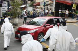 Top Manila prosecutor shot dead, 50th on list of slain lawyers, judges