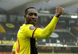 Watford's Pearson says Welbeck's hard work paying off
