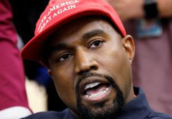 Kanye West breaks ranks with Trump, vows to win U.S. presidential race - Forbes