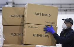 Criminals cash in on rush to buy coronavirus protective gear, U.N. says