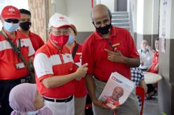 Singapore GE: SDP chief Paul Tambyah not optimistic about opposition's chances