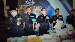 RM2mil drugs seized and three men nabbed in KL police op