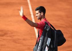 Djokovic accuses critics of 'witch-hunt', undecided on U.S. Open