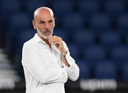 Milan coach Pioli making it harder to justify his removal